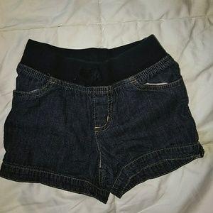 Children's Place Girls Denim Shorts size 6
